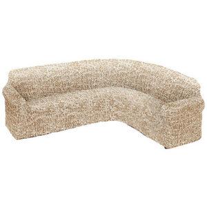 Potah na sedačku / pohovku Granito  - Nový natahovací potah