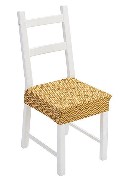 Potah na židli Zig zag  - Nový natahovací potah