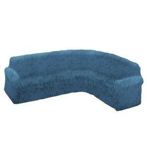 Jednobarevné povlaky na pohovky  - Nový natahovací potah