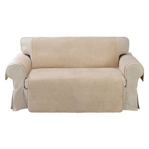 Ochranný přehoz na sedačku Velvet  - Nový natahovací potah